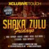 Fridays at Shaka zulu