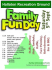 Hallaton Family Fun Day Extravaganza