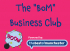 "The ""BoM"" Business Club - Networking Event"