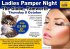Cats Protection Lichfield and Tamworth Ladies Pamper Night