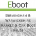 Eboot Car Boot Sales in Sutton Coldfield