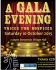 A Gala Evening in aid of Sobell House Hospice