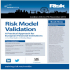 Risk Model Validation
