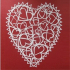 Decorative Paper Cutting for Valentine's Day - Day School
