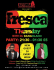 FRESCA Thursdays! - Kizomba Dance Classes & Party Every Thursday @ Lucy 1st 211 Clapham Road, SW9 0QH