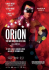 CINEMA - Orion: The Man Who Would be King (12a)