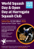 World Squash Day & Open Day at Harrogate Squash Club