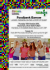 Barrow Foodbank - Ladies Fashion Show & Pop Up Shop