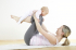 Pavilion Dance: Parent and Baby Yoga with Amba Kelly Cooper