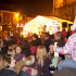 Newport Christmas light switch on