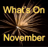 A Guide to What's On in Stevenage throughout November
