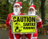 Harborough Santa Fun Run
