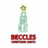 Beccles Christmas lights switch on