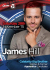 James Hill (Celebrity Big Brother) Hosts No Tomorrow