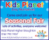 Seasonal Fair in Salford