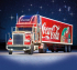 Coca Cola Truck comes to Barnstaple