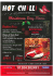 Hot Chilli Christmas menu