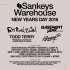 Sankeys Warehouse New Years Day at Victoria Warehouse