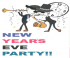 New Year's Eve Party at Bromley Cricket Club