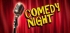 Comedy Night The Station Bar Dorridge