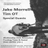 Jake Morrell, Tim OT and a special guest Live at the Tram (free entry)