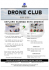 DroneCraft Academy Weekly Science/Technology Club!!!