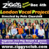 Ziggy's World Jazz Club Christmas Special featuring London Vocal Project