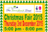 Christmas Fair with The Sunnybank Trust in #Epsom @SunnybankEpsom