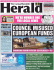 'Read all about it' in the Carmarthenshire Herald