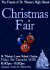 St Ninian's High School Christmas Fair 4th December 2015