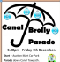 Canal Brolly Parade