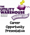 Career Opportunity Presentation with Utility Warehouse in #Croydon @cleveruwcpiggy