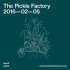 The Pickle Factory with Fred P & Lakuti