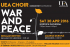 UEA Choir - War and Peace