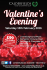 Valentines Evening @ Calderfields Golf and Country Club 13/02/15