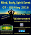 Mind, Body & Spirit Event