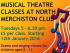 Musical Theatre Classes for children aged 8-12