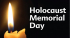 Holocaust Memorial Day 2016 in Oldham