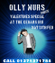Olly Murs Valentine's Special Tribute Night - The Cedars