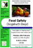 Food Safety Level 2 Course