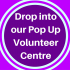 Pop up Volunteer Centre in Wheathampstead