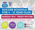 February Half Term Holiday Club - Soccer Schools