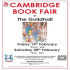 Cambridge Book Fair