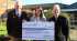 Fearnhamme Freemasons Lodge Help Fund Hospice Care
