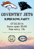 SuperBowl with the Coventry Jets