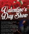 Valentines Day Show with Paul Carmichael's Xtatic
