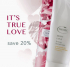 Its True Love this Valentines with 'Tropic Skin Care'