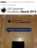 UK Corporate Excellence Awards name us Best Community Hub!