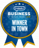 Award winning local businesses