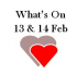 What's On 13 & 14 February - Harrogate